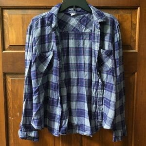 Plaid Flannel - Lightweight